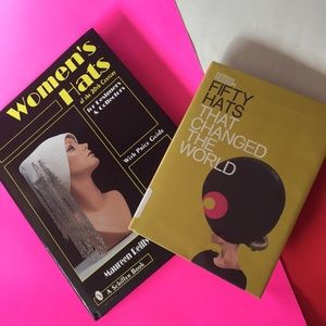 Other - Hats books